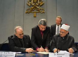 VATICAN-ITALY-RELIGION-SLAVERY